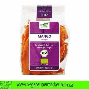 Манго сушений, органічний