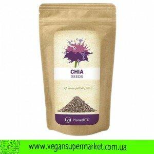 Органічне насіння чіа